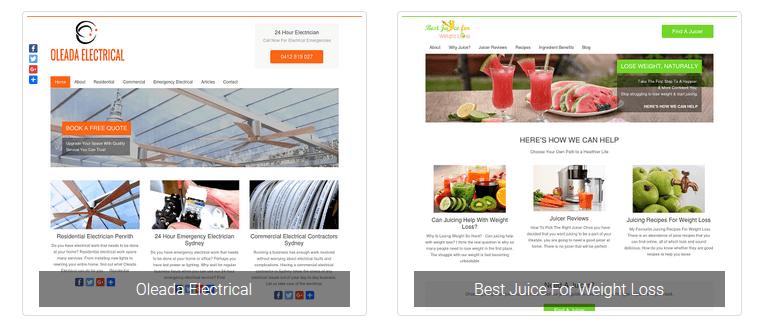 Polar Web Design Portfolio