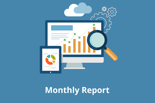 Website SEO Services Parramatta NSW - Monthly Report