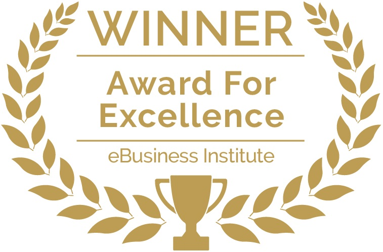 Polar Web Design Parramatta Ebusiness Institute Winning Award for Excellence