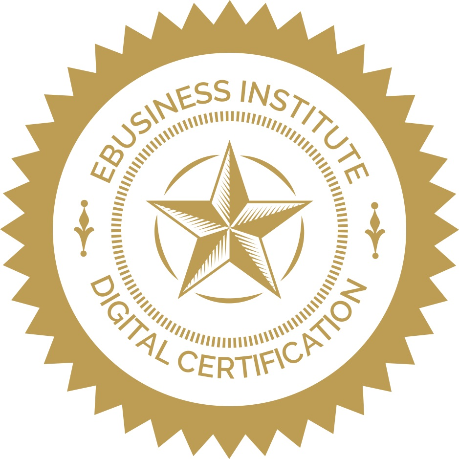 Ebusiness Institute Digital Certification for Polar Web Design