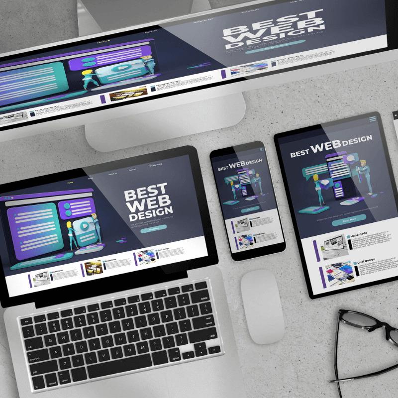 Custom Built Website Design for Australian Businesses