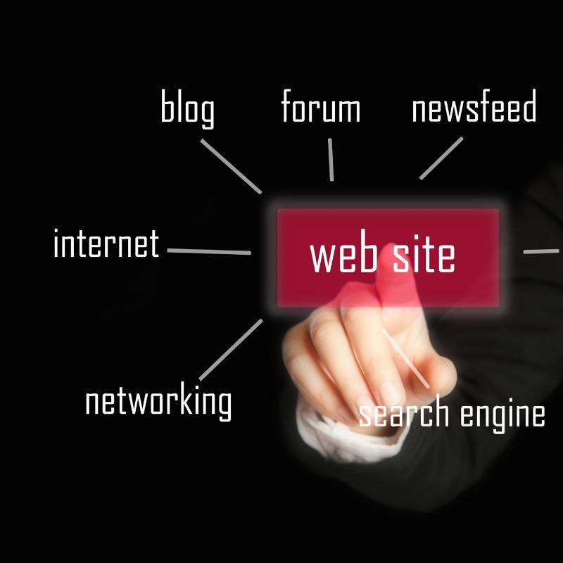 Polar Web Design build with WordPress - Website Design