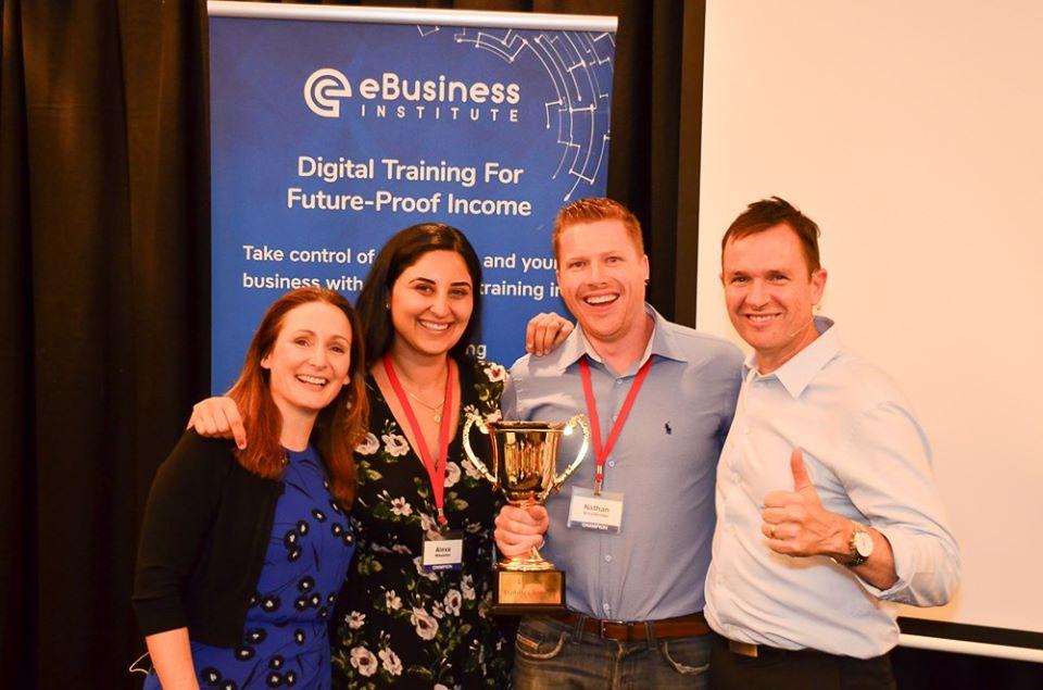 eBusiness Institute Awards won by Polar Web Design